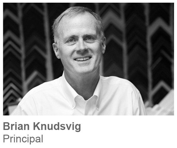 Brian Knudsvig, Principal