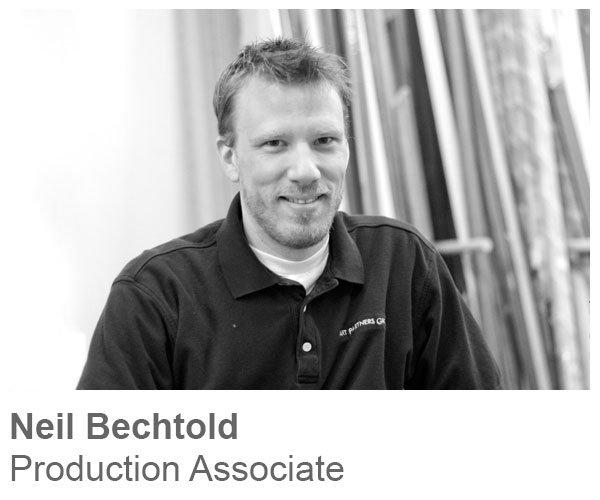 Neil Bechtold, Production Associate