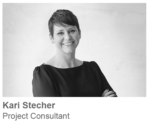 Kari Stecher, Project Consultant