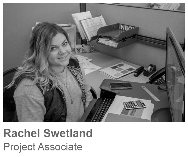 Rachel Swetland, Project Associate